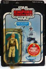 VINTAGE STAR WARS 1982 TESB EMPIRE LUKE SKYWALKER HOTH MOC 47 BACK 4LOM OFFER