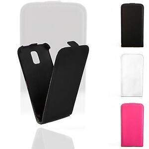 Flip-Case-Handy-Tasche-Schutz-Hulle-Klapp-Etui-Flipcover-Ober-Schale-Hard-Cover