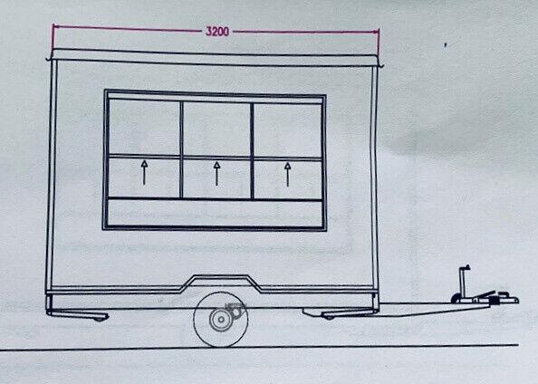 Keldsvognen 320 - Pølsevogn af bedste kvalitet
