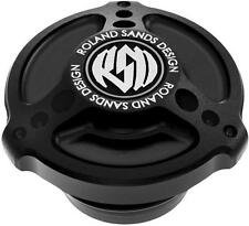 RSD Replacement Fuel Gauge Cap Without LED Fuel Light - Tracker - Black Ops