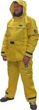 Heavy-Duty Rain Gear - Rain Suits Large Yellow Jacket & Bib Pants by Wetskins
