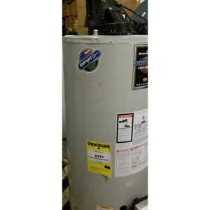BRADFORD WHITE RG1PV50S6N 50 GALLON POWER VENT GAS ...