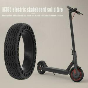 Hollow Design Explosion-proof 8.5in Solid Rubber Tire for M365 Electric Scooter