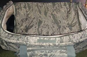 39cee43d03 Mercury Luggage Code Alpha Air Force ABU Wheeled Deployment Bag USGI ...
