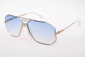 4cebf429dc Cazal 905 1 Col. 332 Vintage Sunglasses in White Gold 100% UV