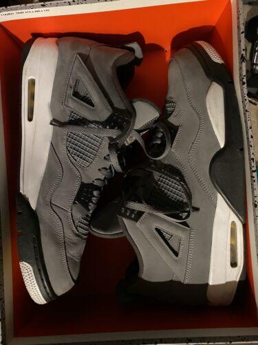 jordan 4 cool grey size 16