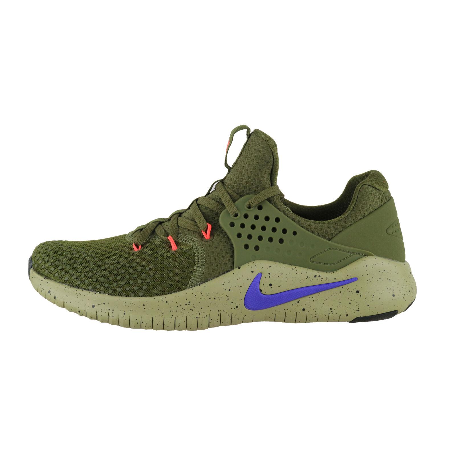 Nike Free TR v8 verde oliva-training entrenador de zapatos ah9395-342