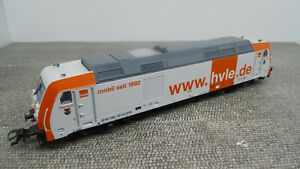Maerklin-H0-Diesellokomotive-BR-285-der-hvle-Mae244-Gebrauchter-Zustand