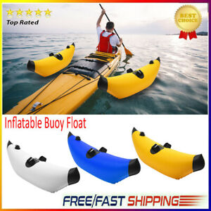 Heavy Duty Inflatable Outrigger Stabilizer Stand for Kayak Fishing Accessory