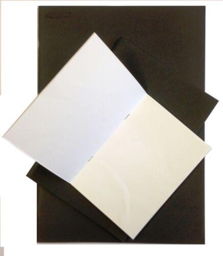 A3//A4//A5 ARTIST SKETCHBOOKS FOR PEN PENCIL CRAYON PASTELS LIGHT WASH