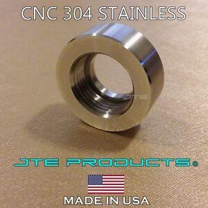 Details about 20mm X 1 5 shrouded Diesel NOx sensor repair fitting / mount  / weld bung