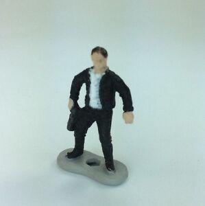 A5 Star Wars Han Solo Sitting Mos Eisley Cantina Figurine Micro Machines Galoob