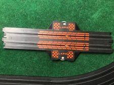 """Orange Graphics Terminal Straight Track Aurora AFX Tomy 15/"""""""