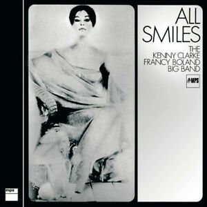 ALL-SMILES-KENNY-BOLAND-FRANCY-BIG-BAND-THE-CLARKE-VINYL-LP-NEU