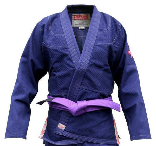 BJJ Kimono von Kaizen Athletic Brazilian Jiu-Jitsu Gi