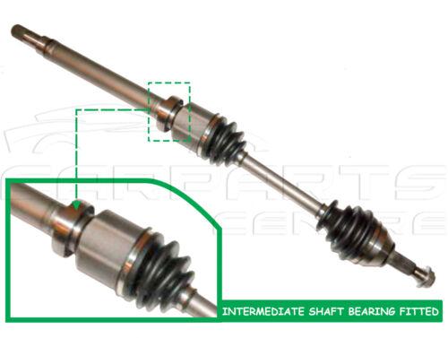 Pour focus 98-main droite conducteur off côté arbre de transmission intermédiaire palier ajustée