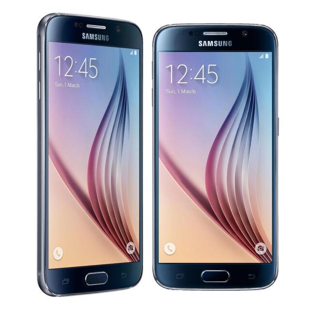Samsung Galaxy S6 G920F LTE 4G Mobile 32GB Black 1Yr Wty