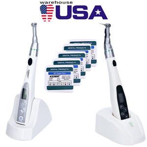 US-Endo-Motor-Treatment-LED-Wireless-16-1-Reduction-Contra-Angle-NiTi-Files