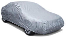 Full Car Cover with Cotton Backing Rain Snow Dust Sun Outdoor Protection XXLarge