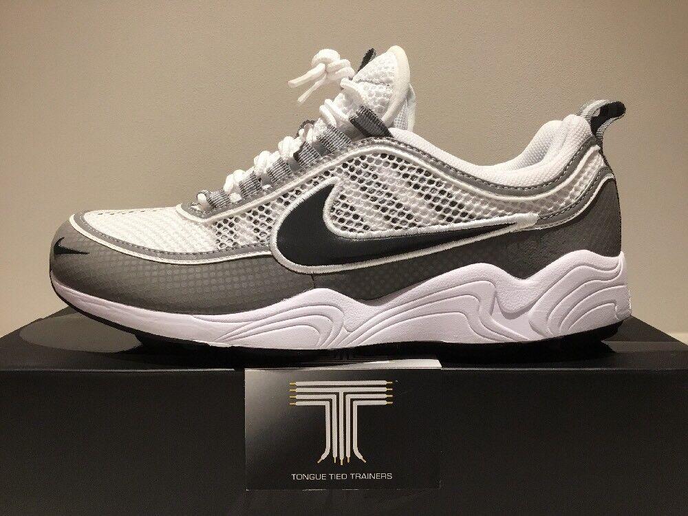 Nike Air 101 Zoom Spiridon ~ 849776 101 Air ~ U.K. Size 8 f92307