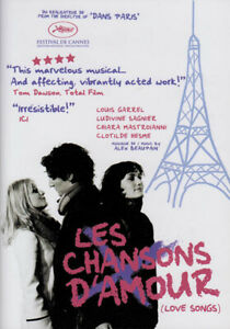 Les-Chansons-D-amour-Love-Songs-Bilingual-New-DVD
