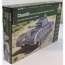 CHURCHILL MK.III/IV/AVRE/NA75 - WARLORD - Italeri W15760
