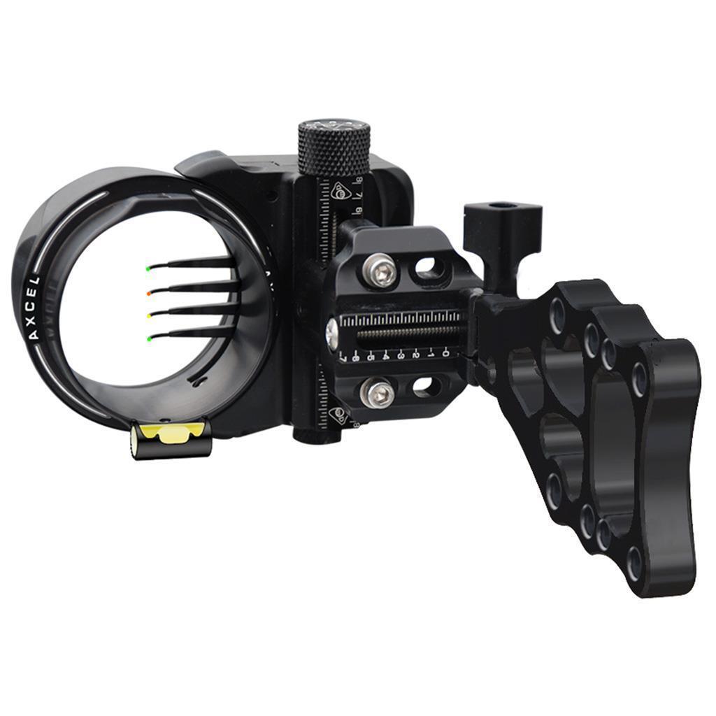 Axcel armortech HD Vista Negro 5 Pin .019