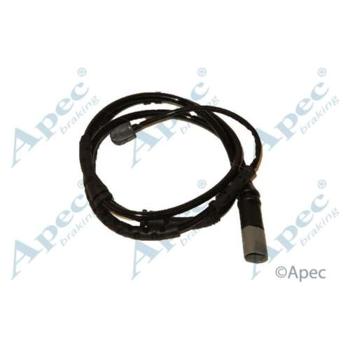 Fits BMW 5 Series F11 520d Genuine OE Quality Apec Front Brake Pad Wear Sensor
