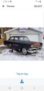 1953 ford crestline 50th anniversary