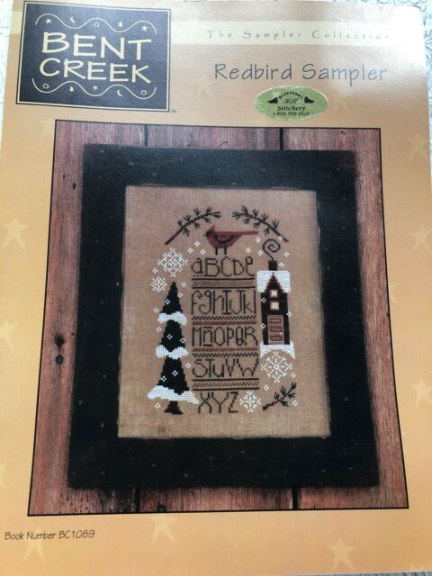 YOU CHOOSE Bent Creek Counted Cross-Stitch Patterns New