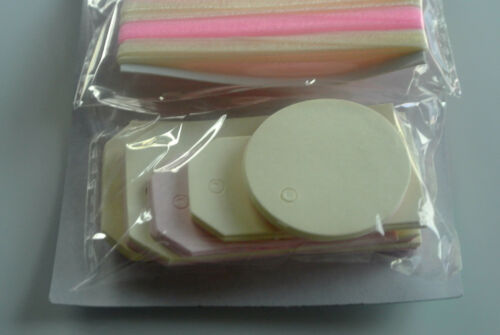 Mini Tag Set for Gifts  Matching Ribbon and Coloured Tags