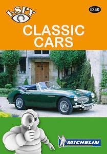 Collins-Michelin-i-SPY-Classic-Cars-Paperback-2009