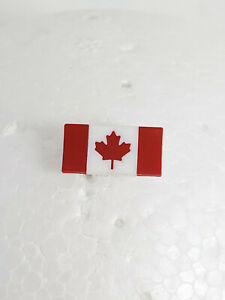 Canada-flag-plastic-Lapel-Hat-Collectible-Pin