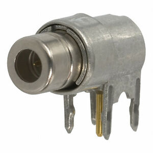 Amp-221014-1-SMB-Connector-Jack-Male-Pin-75-Ohm-Through-Hole-Right-Angle-Solder