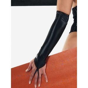 Mitaines-longues-sexy-en-wetlook-laque-aspect-cuir-de-Patrice-Catanzaro