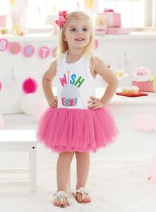 Image Is Loading Mud Pie Birthday Wish TuTu Dress