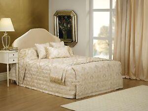 Bianca-Buckingham-Gold-Bedspread-Set-Queen-King-Single-Single-Size