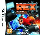Nintendo DS Generator Rex Agent of Providence (nint VideoGames