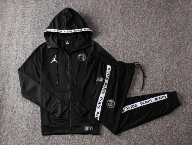 PSG X JORDAN Track Suit Full Size Large