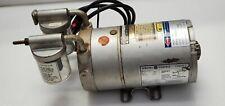Gast Nuarc Eh8 Vacuum Pump With 16 Hp Motor For Vacuum Press