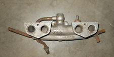 Intake Manifold off of a 1971 Triumph Spitfire MKIV. 312193 --