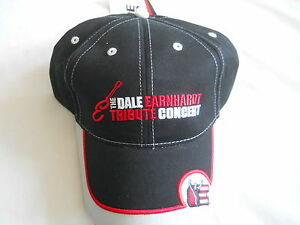 Dale-Earnhardt-Tribute-Concert-Cap-Hat-NEW