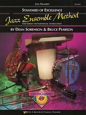 Standard of Excellence Jazz Ensemble 2nd TRUMPET Book