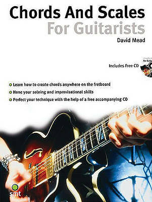 Chords And Scales For Guitarists, , Very Good, Sheet music