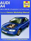 Audi A4 Petrol and Diesel Service and Repair Manual: 1995 to 2000 by A. K. Legg, Spencer Drayton (Hardback, 2007)