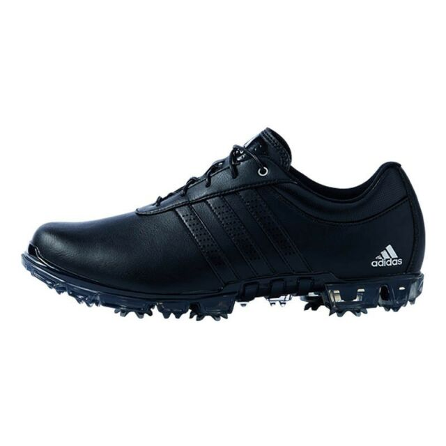 finest selection 612f2 6115c adidas Adipure Flex WD Mens Golf Shoes Black Da8821 UK 11 Wi