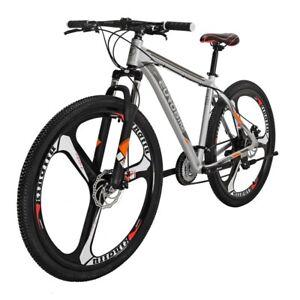 29er Mountain bike Aluminium Shimano 21 Speed Mens Bikes Disc Brake Bicycle mtb