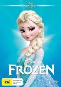 Disney-Classics-46-Frozen-DVD-NEW-Rergion-4