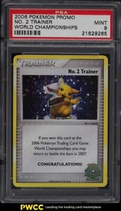 2006-Pokemon-World-Championships-Promo-No-2-Trainer-PSA-9-MINT