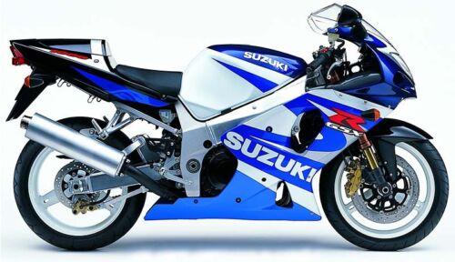 Suzuki Azul Profundo Pintura Retocar Moto 1LF